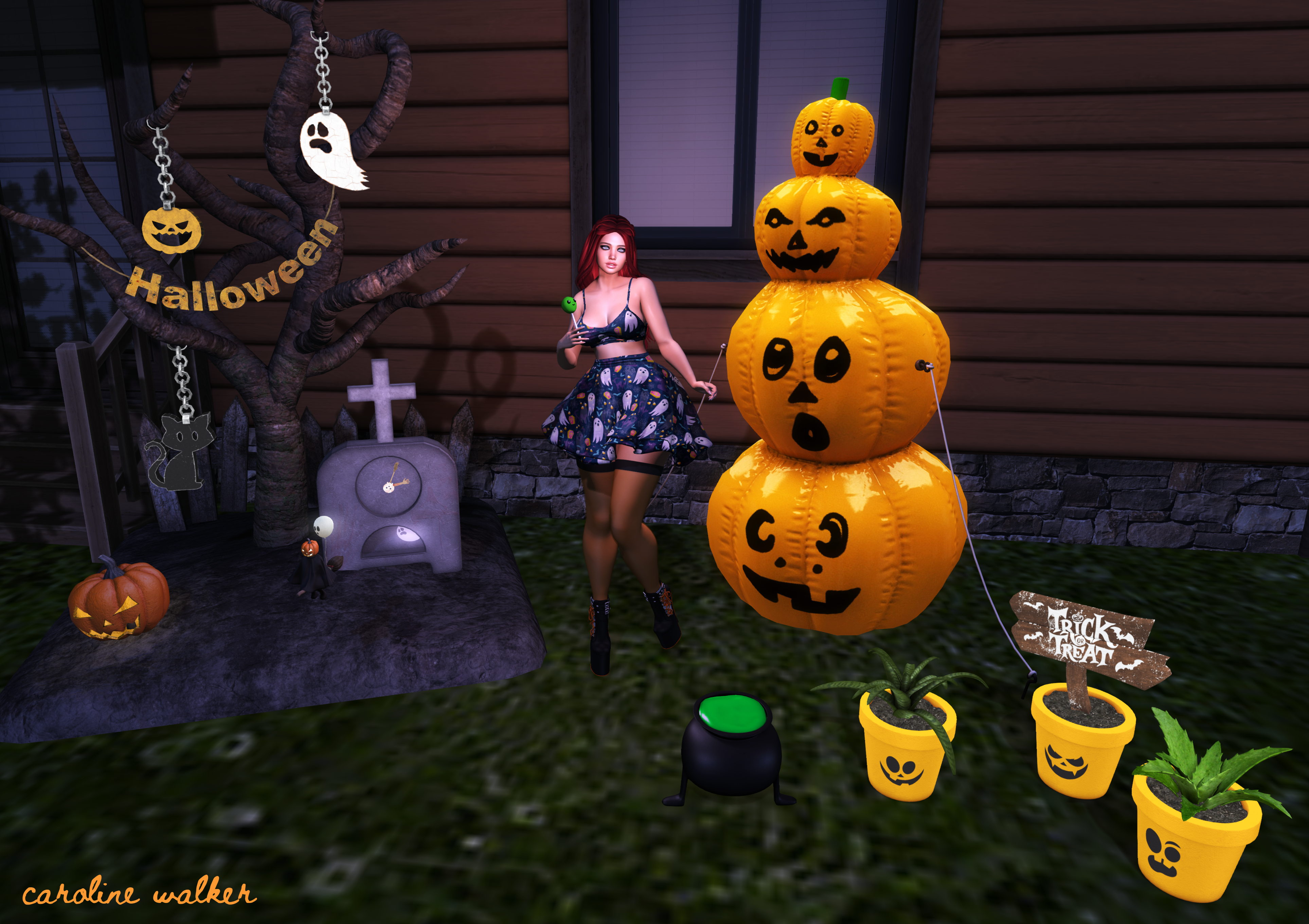 Trick or Treat - Coming Soon