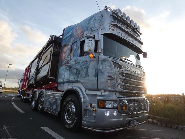 Scania Topline R730 V8 U007 SPY J Davidson A556