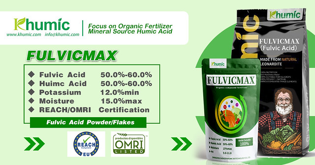 In comparison, FulvicMax is the flagship product
