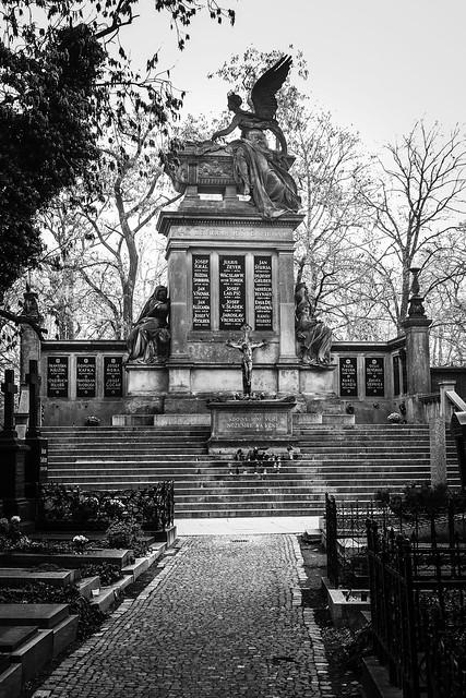Slavín tomb at Vyšehrad [explore - thank you]
