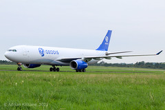 TITAN AIRLINES A330 G-EODS