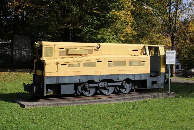 Wolfsegg-Traunthaler Kohlenwerks AG: Ehemalige Zentralsortierungsanlage Ampflwang