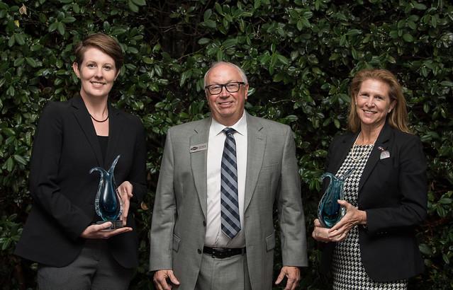 NASA Receives Lifetime Achievement Award (NHQ202110190006)