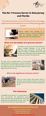 The No 1 Process Server in New Jersey and Florida