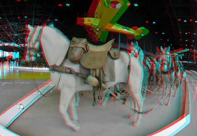 National Military Museum Soest 3D Fish-eye