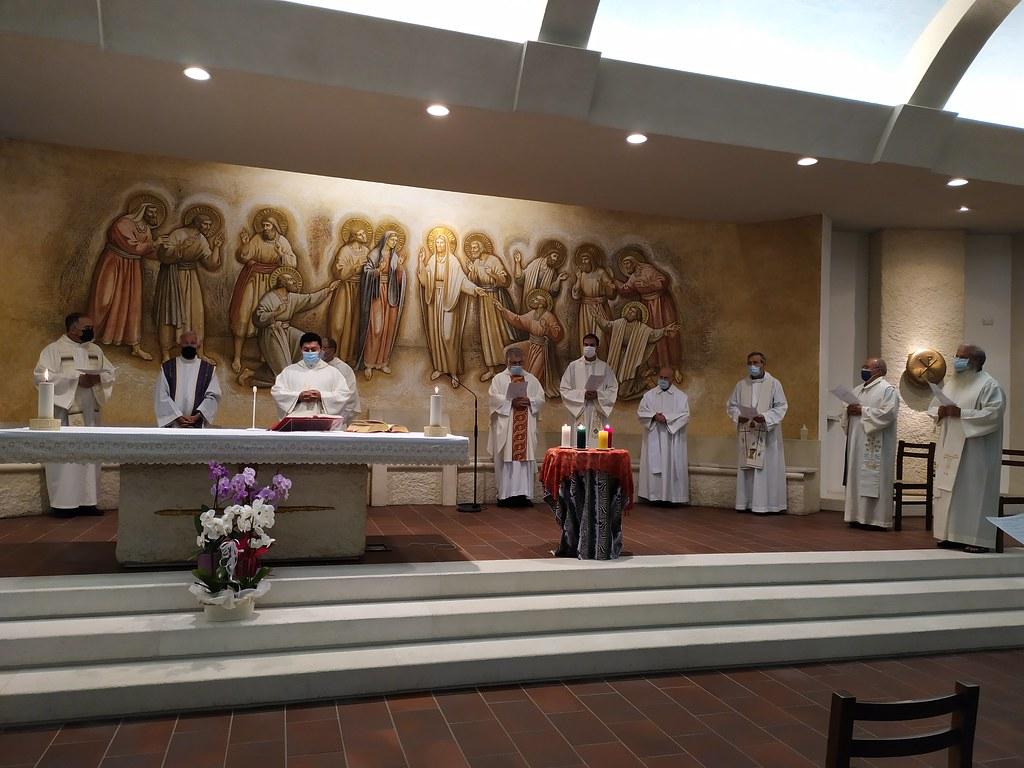S. Messe di inizio ottobre missionario 2021