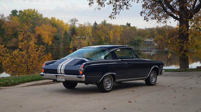 1966 Plymouth Barracuda Formula S