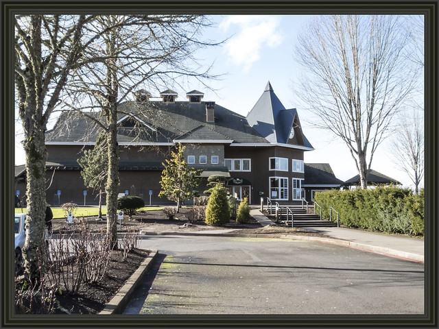 Reserve Golf Course Clubhouse