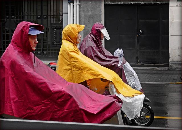 Singing in the Rain? Definitely Not!