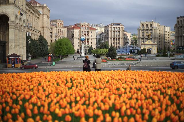 Kiev, Khreshchatyk
