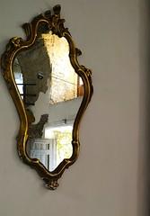 Specchio riflettente