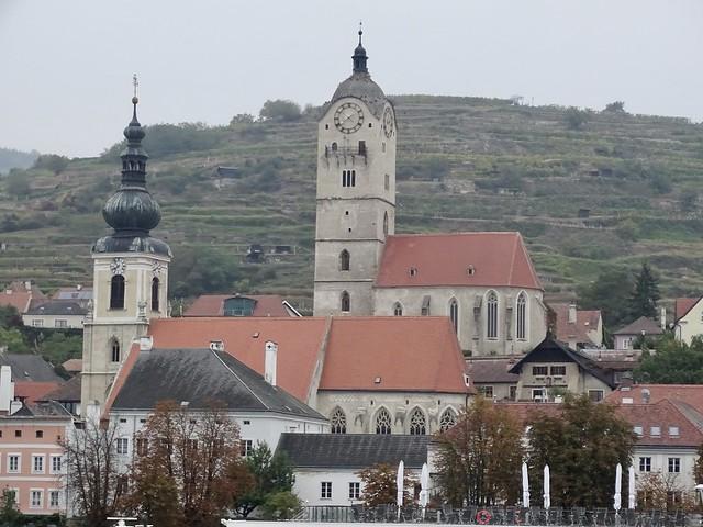Maurer an der Donau
