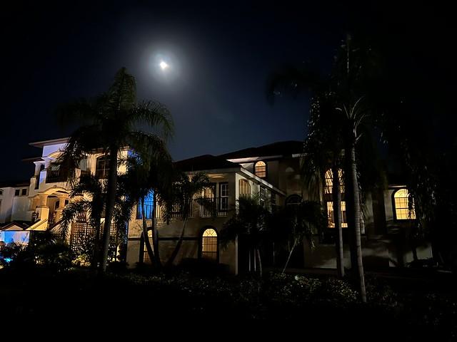 Full Moon Over Wolfe Den - IMRAN™