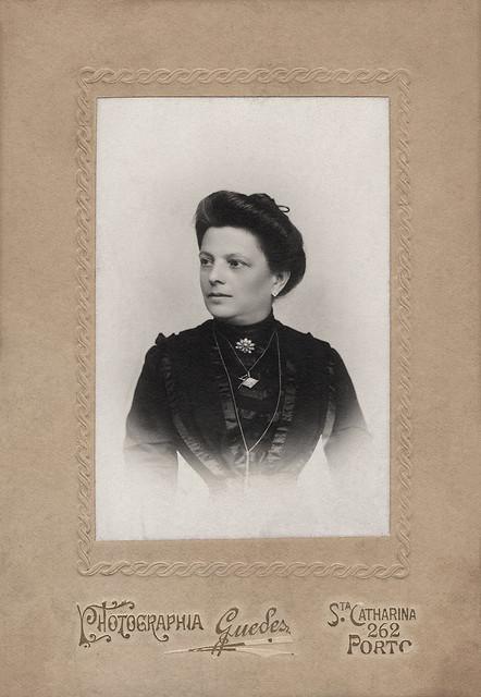 Retrato de uma mulher Portuguesa