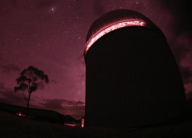 Anglo-Australian Telescope - June 12, 2008