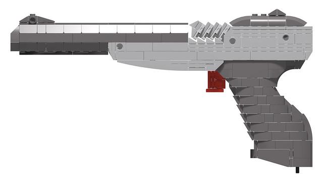 NES Zapper (Grey)