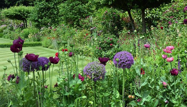 West Green House Garden