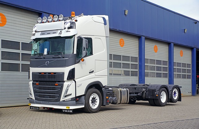 VOLVO - FH - Ready for export to - - - ???