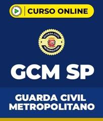 Curso Guarda Civil Metropolitana – SP
