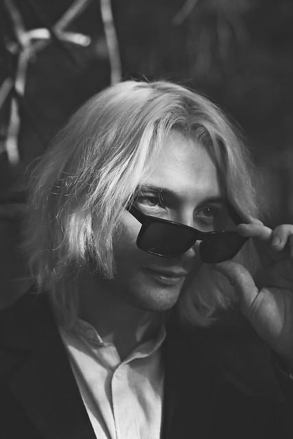 Man in shades
