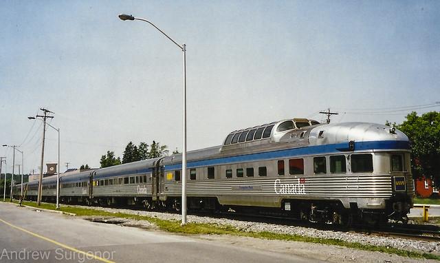 Via Rail Canada - Saguenay