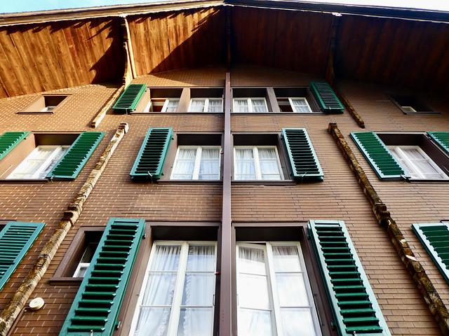 Swiss windows (HWW)