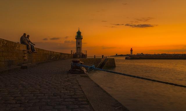 Saint-Nazaire - Jetée Ouest