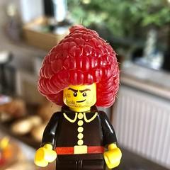 Raspberry Head