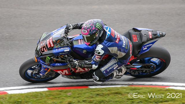 #95 Tarran Mackenzie McAMS Yamaha
