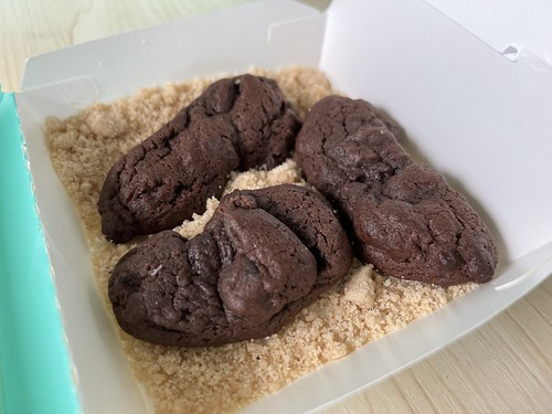 Cat Poop Brownies