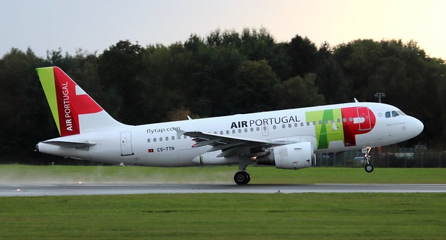 TAP Air Portugal, CS-TTN,MSN 1120, Airbus A319-111,  11.10.2021, HAM-EDDH, Hamburg