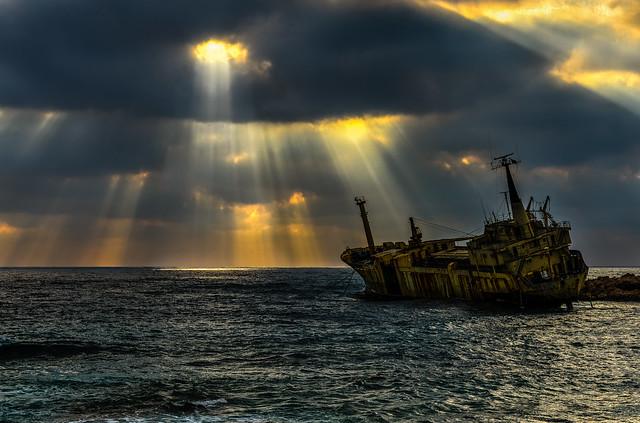 The Shipwreck (explore 20/10/2021)