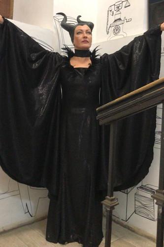 Женский карнавальный костюм Малефисента