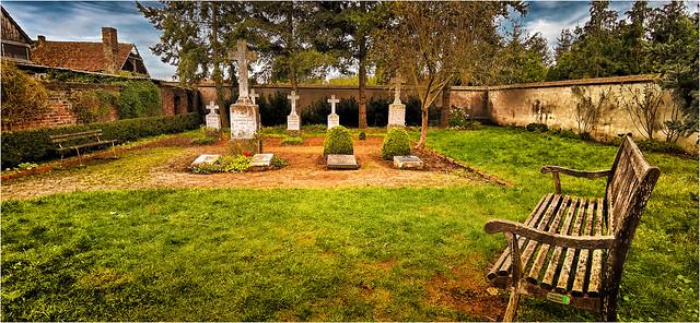 Grabstätte der Ribbecks