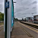 Choose Change at Guildford Station