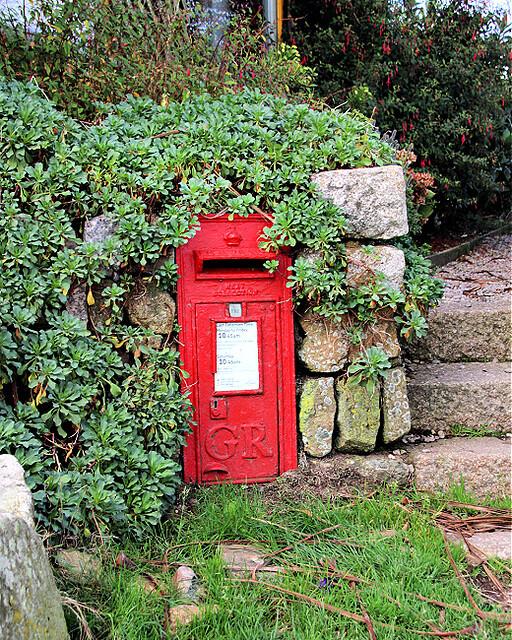 Rural Royal Mail