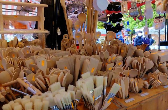 Munich - Wooden Spoons