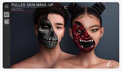 LOWEN Beauty - Pulled Skin Make-up (HARAJUKU)
