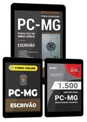 Preparação Completa PC-MG – Escrivão