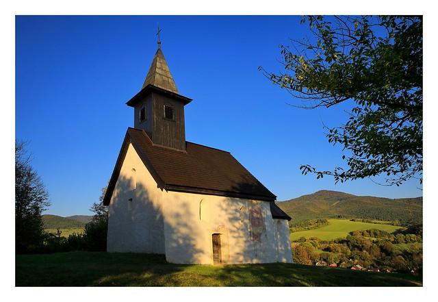 Kšinná romanesque churche