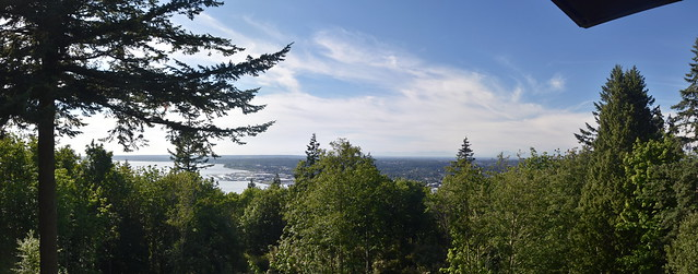 Sehome Hill Viewpoint