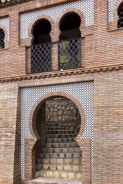 Spain - Malaga - Comares - Malaga's Gate