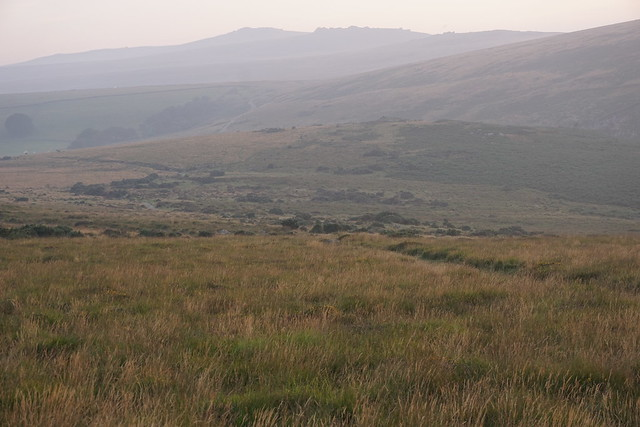 Dartmoor Devon near Belstone