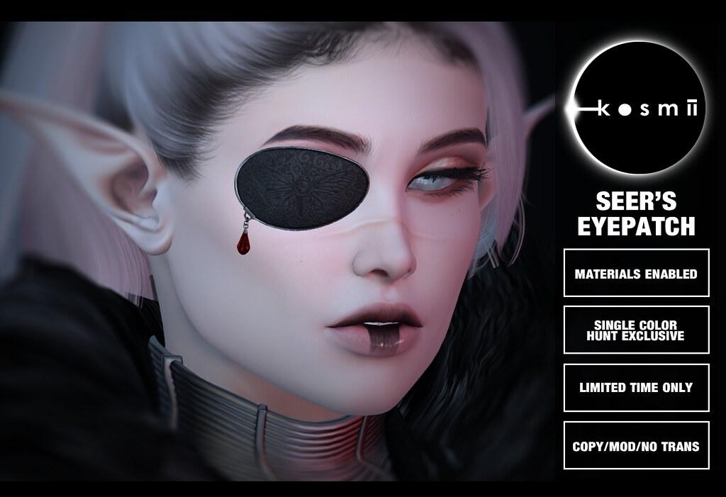 kosmii :: Seer's Eyepatch