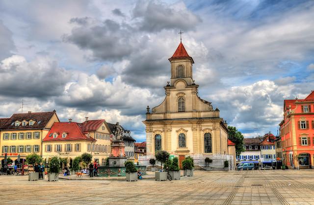 Ludwigsburg - Zur Heiligsten Dreieinigkeit 03