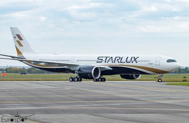 F-WWCN / B-58301 Airbus A330-941 Starlux s/n 2003 * Toulouse Blagnac 2021 *
