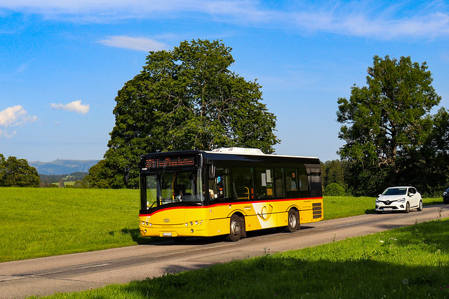 Solaris Urbino 8.9 III LE Postauto