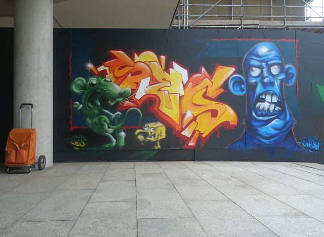 StreetART (3) The Hague