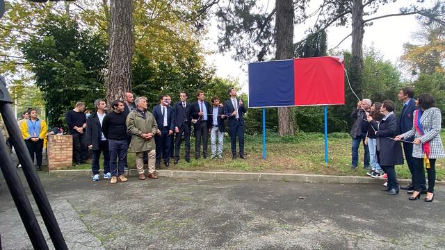 Stade Christophe Dominici - 20 octobre 2021