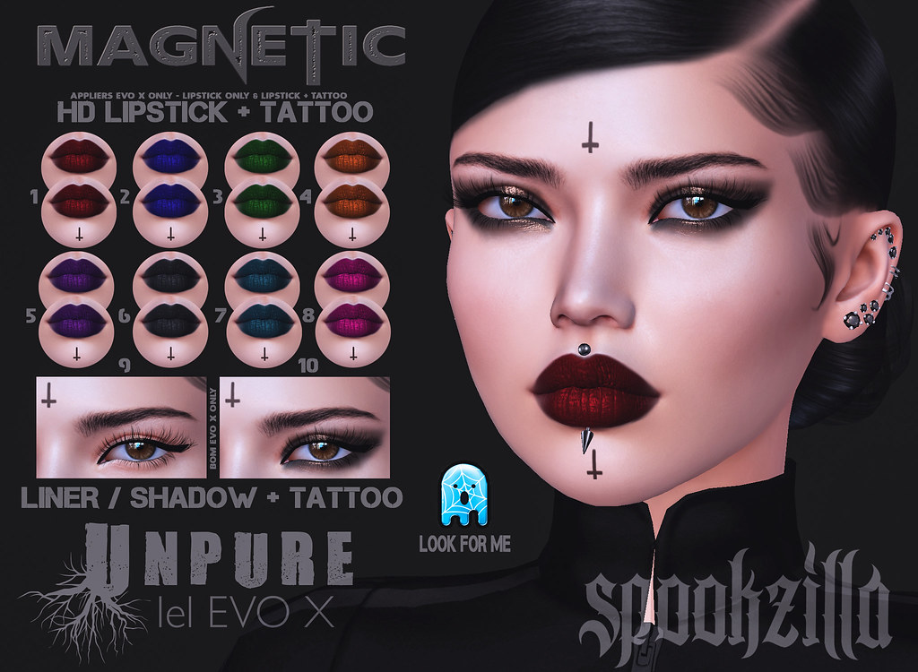 Magnetic – @ Spookzilla '21